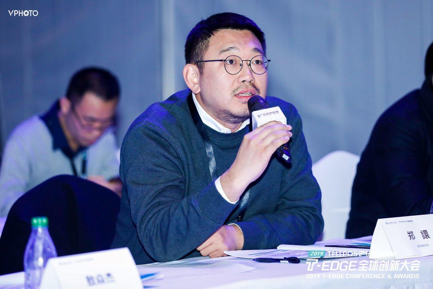 伽利略资本董事总经理-郑譞