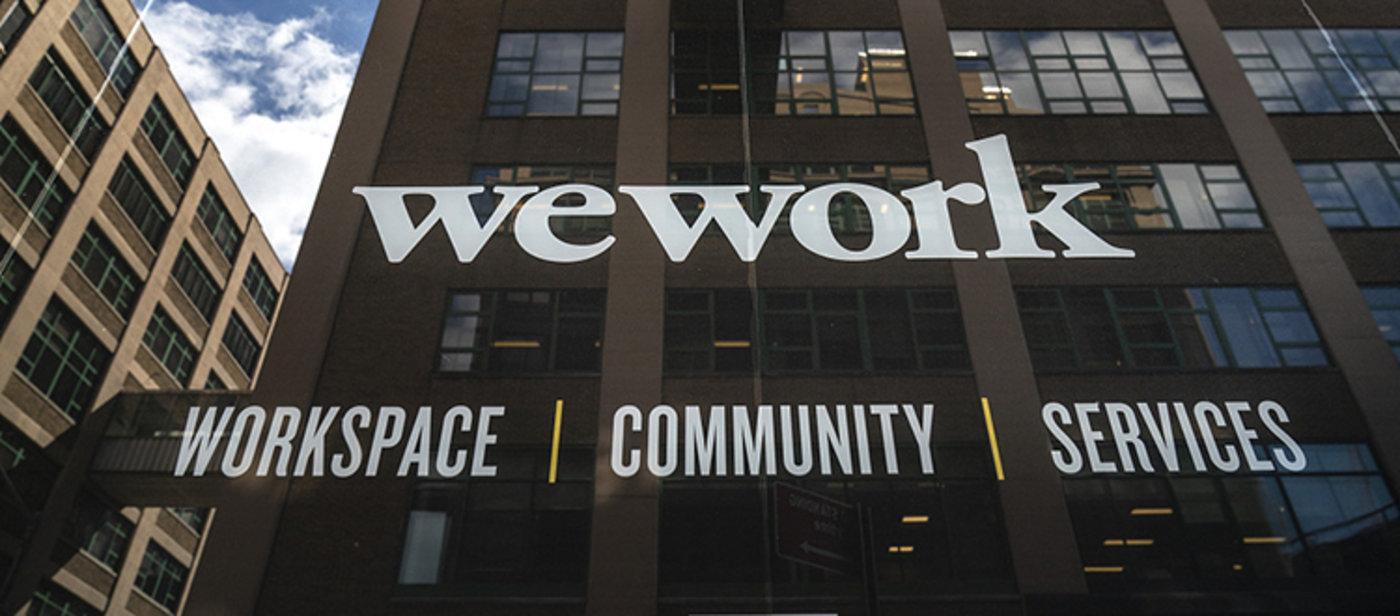 【鈦晨報】WeWork擬出售辦公管理平臺;德國電信運營商宣布將采用華為設備建設5G網絡;映客執行董事兼COO廖潔鳴辭職