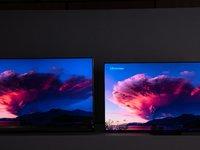 体验显示技术带来的画质进步,叠屏、OLED、QLED电视观感横评 | 钛极客