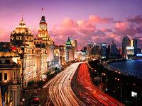 """上海正在夺回""""失落的十年"""""""