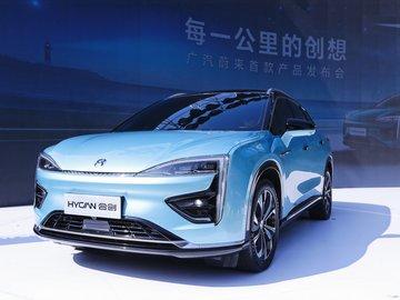 广汽蔚来合创首款量产车HYCAN 007正式发布,搭载智能语音助手小CAN