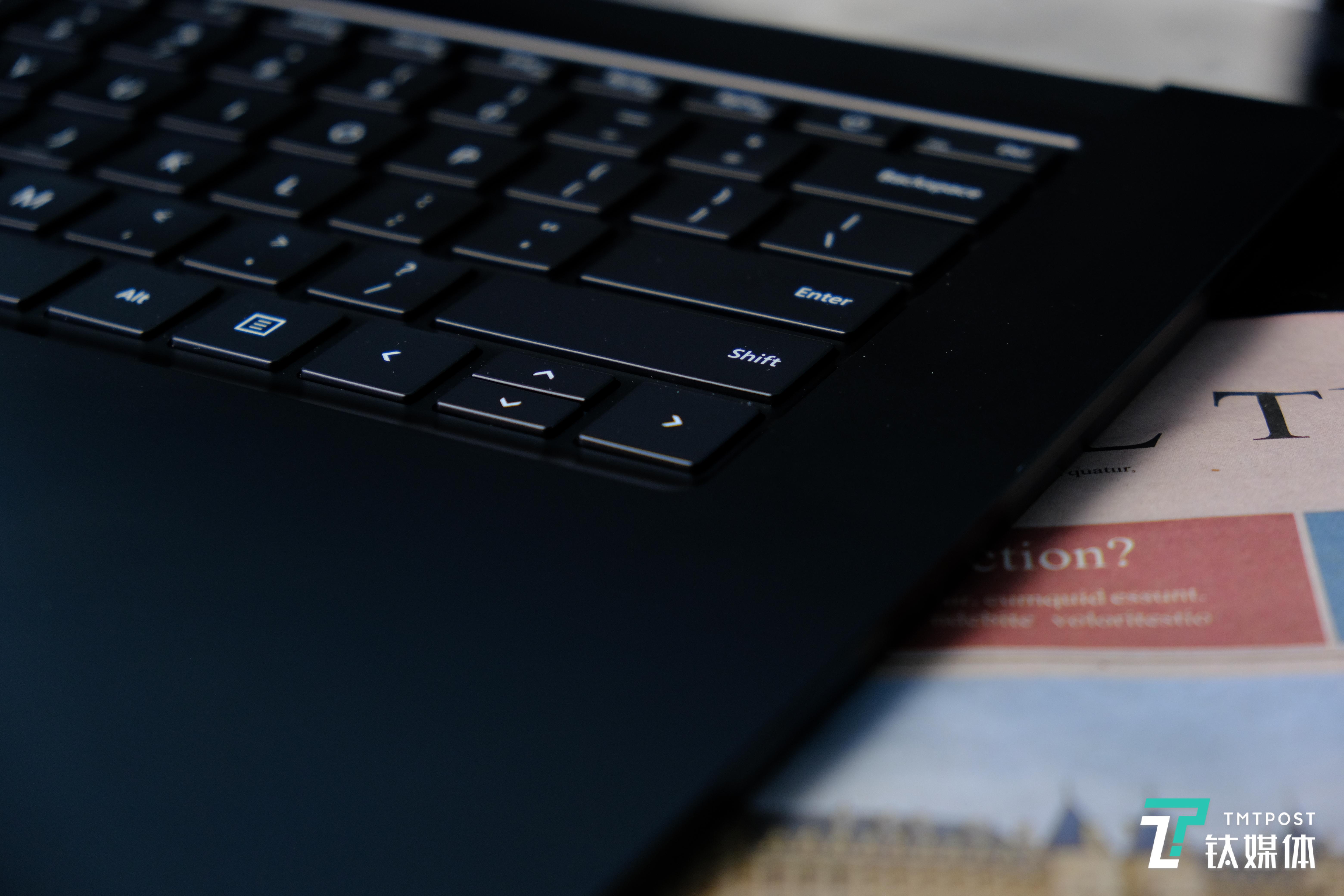 Surface Laptop3 键盘
