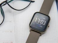 【图集】续航撑两周,设计很年轻,Amazfit GTS钛金属智能手表开箱体验