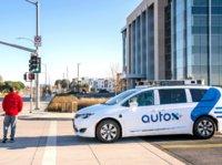 AutoX与欧洲汽车巨头FCA宣布合作,联手推出自动驾驶出租车RoboTaxi | CES2020