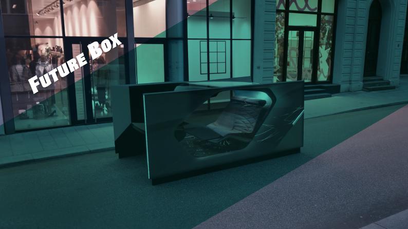 【钛媒体直击2020 CES】搭载多项黑科技,宝马交互概念座舱亮相CES