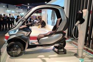 小牛发布自动驾驶电摩,用科技改变出行 | CES 2020