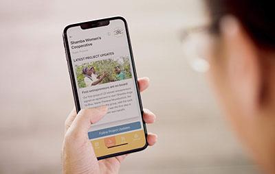 Farmer Connect和IBM推新移动应用,借区块链连接用户与种植户|CES 2020