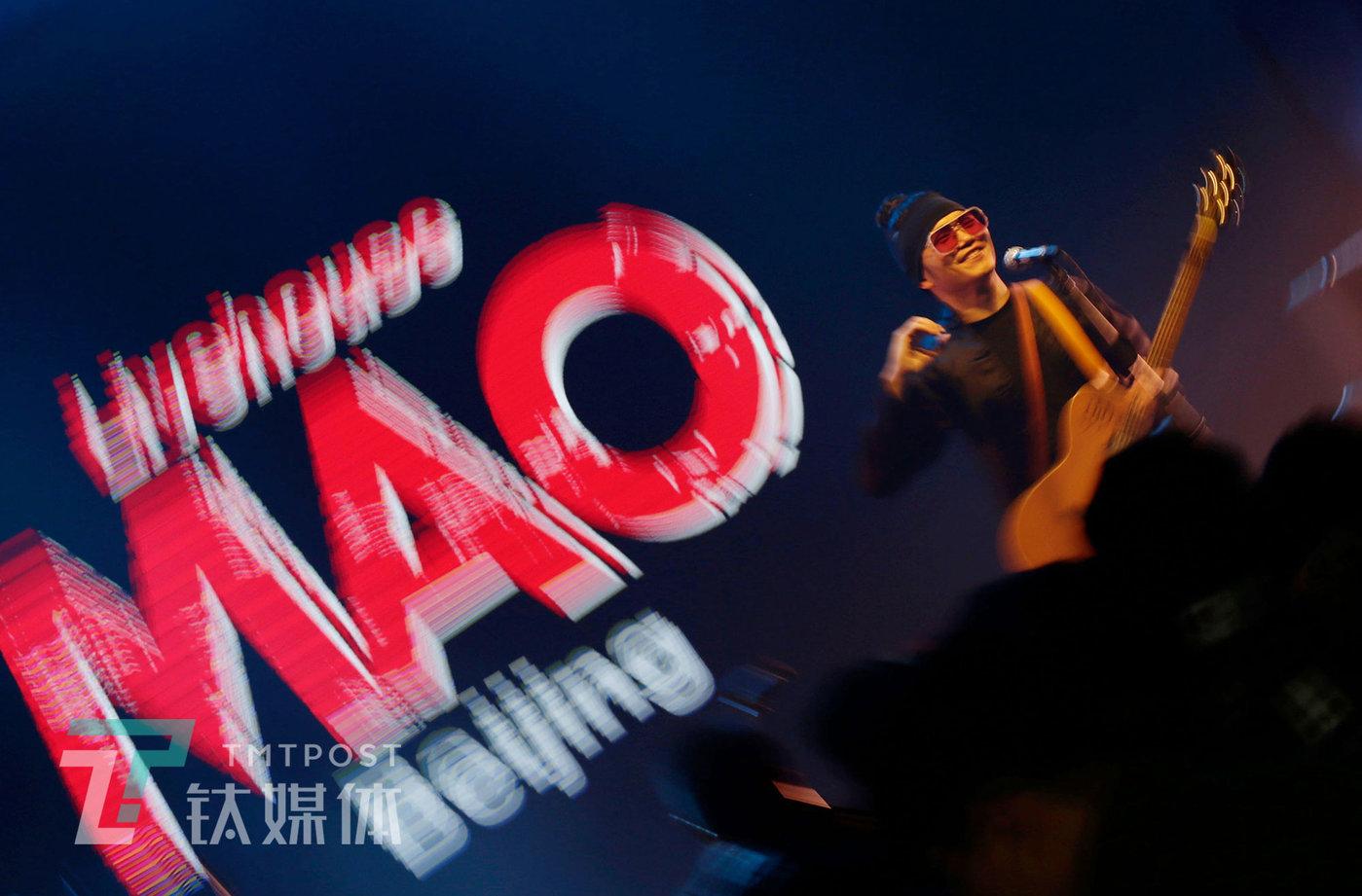 12月16日,北京MAO livehouse,歌手黄雨篱个人巡演北京站。