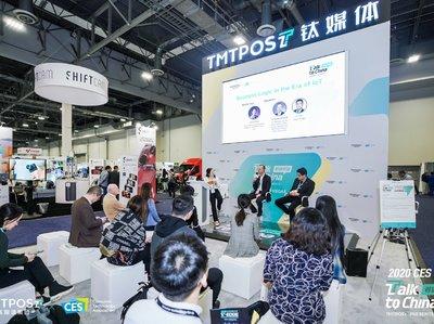 CES 2020科技大爆发,钛媒体Talk to China Stage美西站完美收官