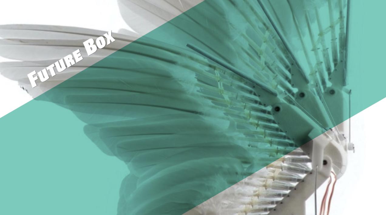 """【钛媒体视频 Future Box】斯坦福团队研发""""鸽子机器人?#20445;?#25110;将推动新型机翼诞生"""