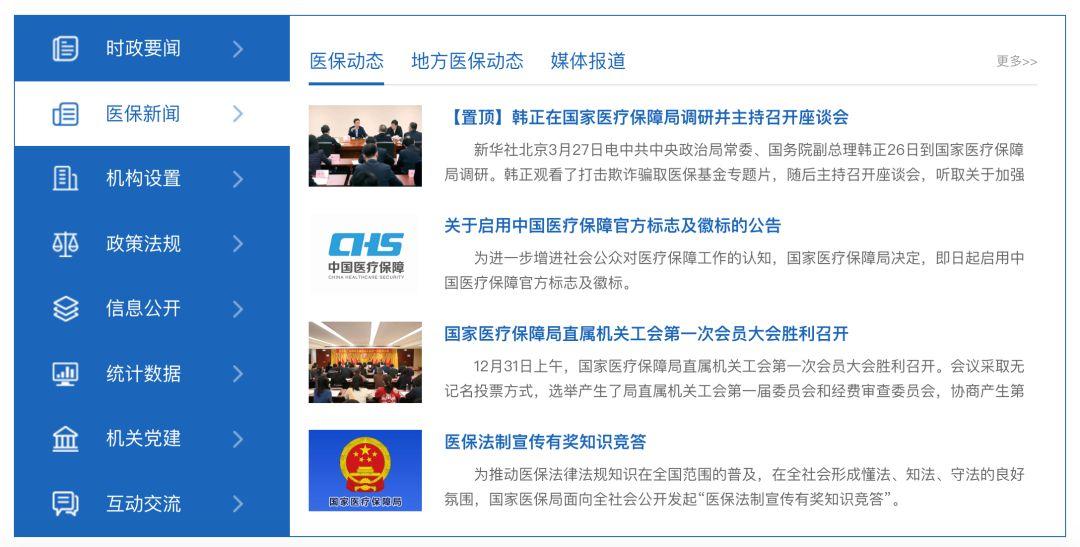 國家医保局创立不上2年,中国共产党政冶局中纪委