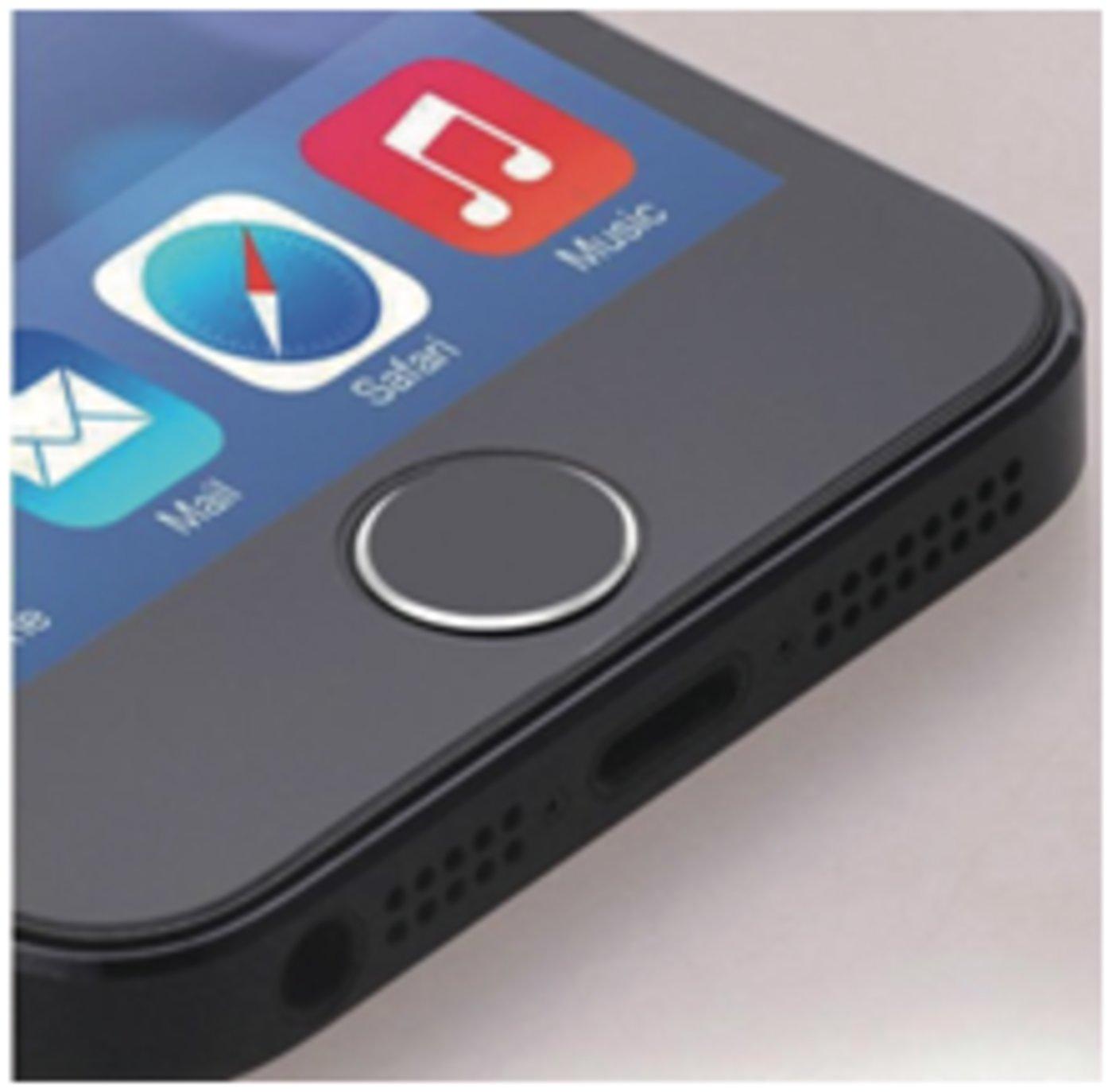 苹果手机的 HOME 键