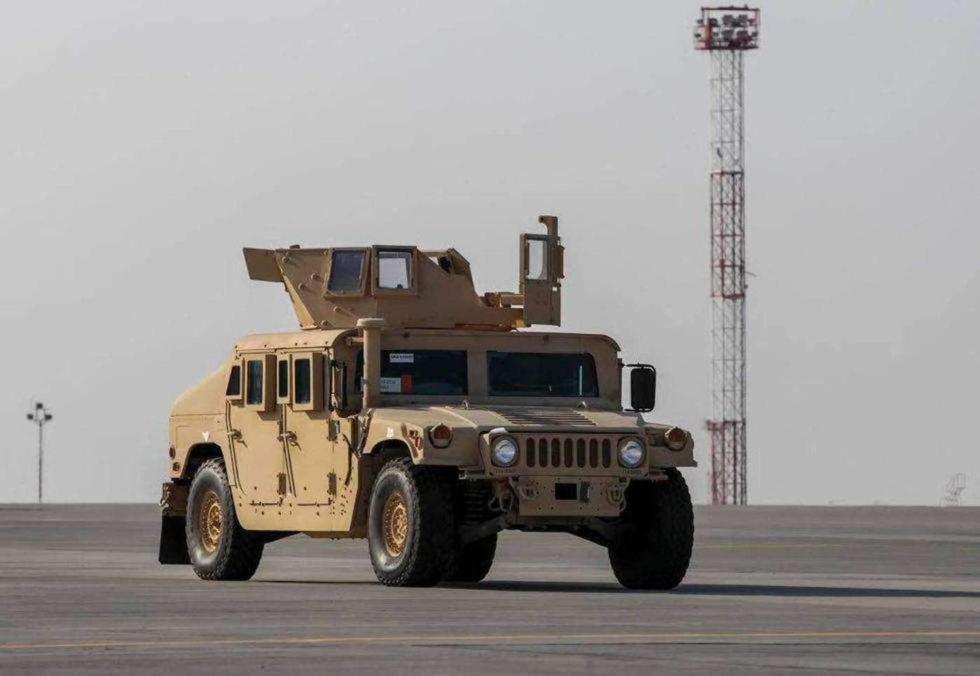 悍马 H1Humvee军用版