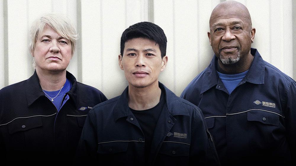【视频】《美国工厂》获奥斯卡最佳纪录长片,导演中文感谢曹德旺
