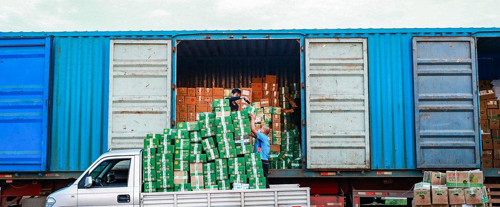 人力、物料、物流全部断裂,400多种滞销生鲜果蔬该如何突围?