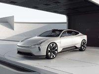 融入全新设计语言,极星Precept概念车迎来全球首秀 | 一线车讯