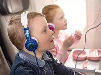 大卖100万副3-12岁儿童专业耳机,85分贝温和呵护