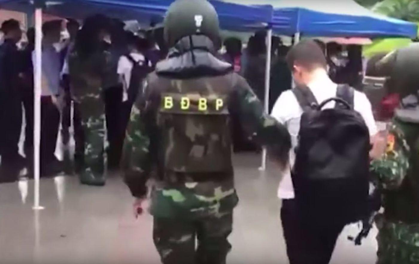 """我去越南端掉了""""新葡京网络赌场""""老巢"""