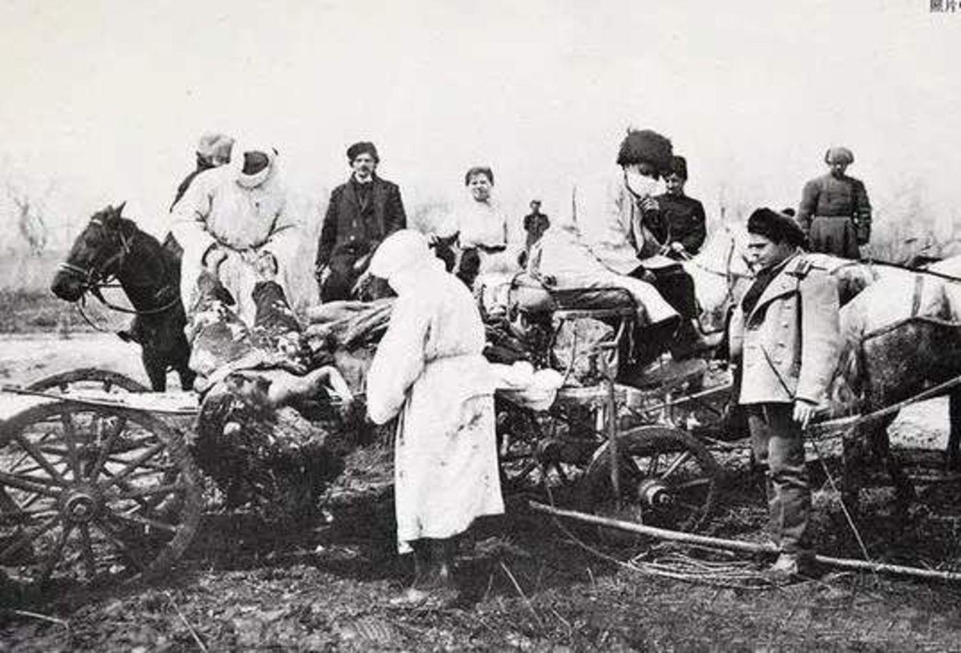 中医和西医的百年战疫