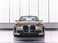 宝马BMW i4概念车全球首发,将于2021年正式量产 | 一线车讯