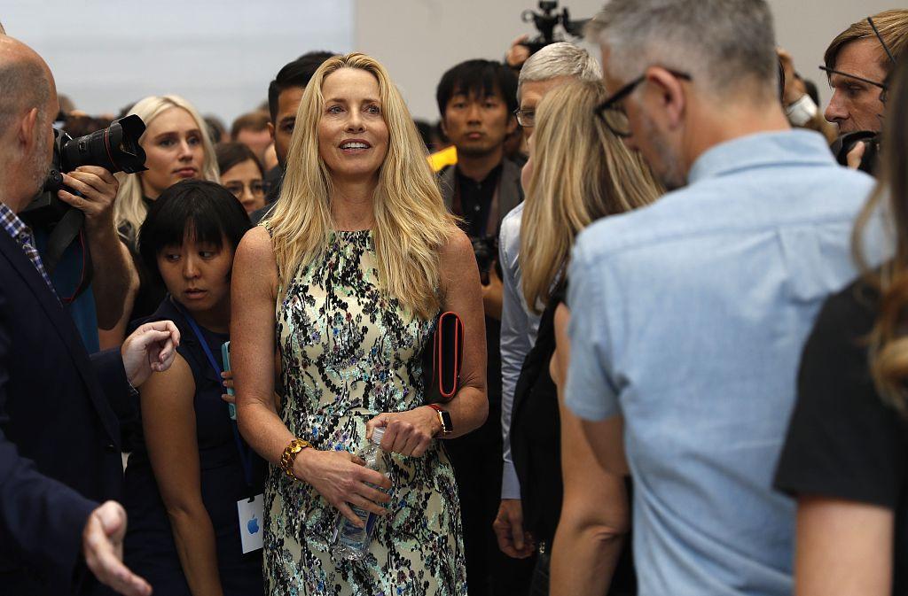 《纽约时报》专访乔布斯遗孀:有生之年有效利用完275亿美元资产