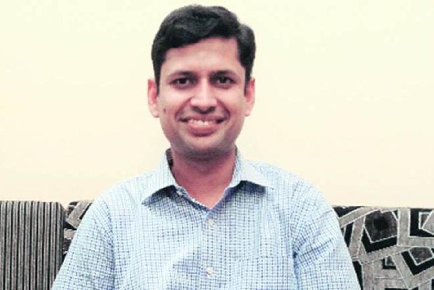 Moglix创始人:Rahul Garg