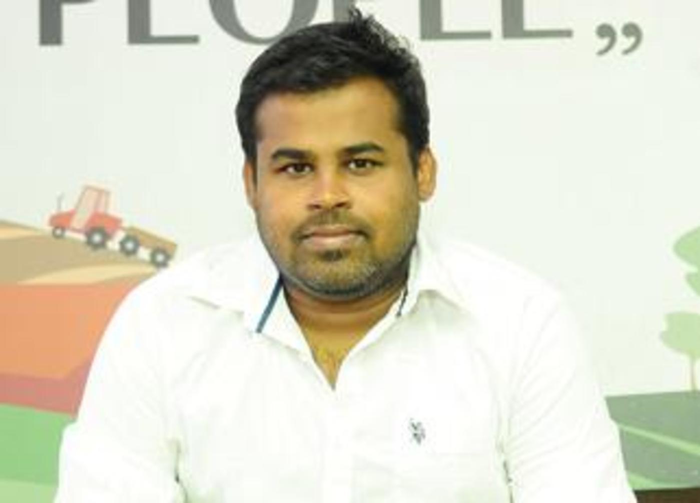 Ninjacart创始人Thirukumaran Nagarajan