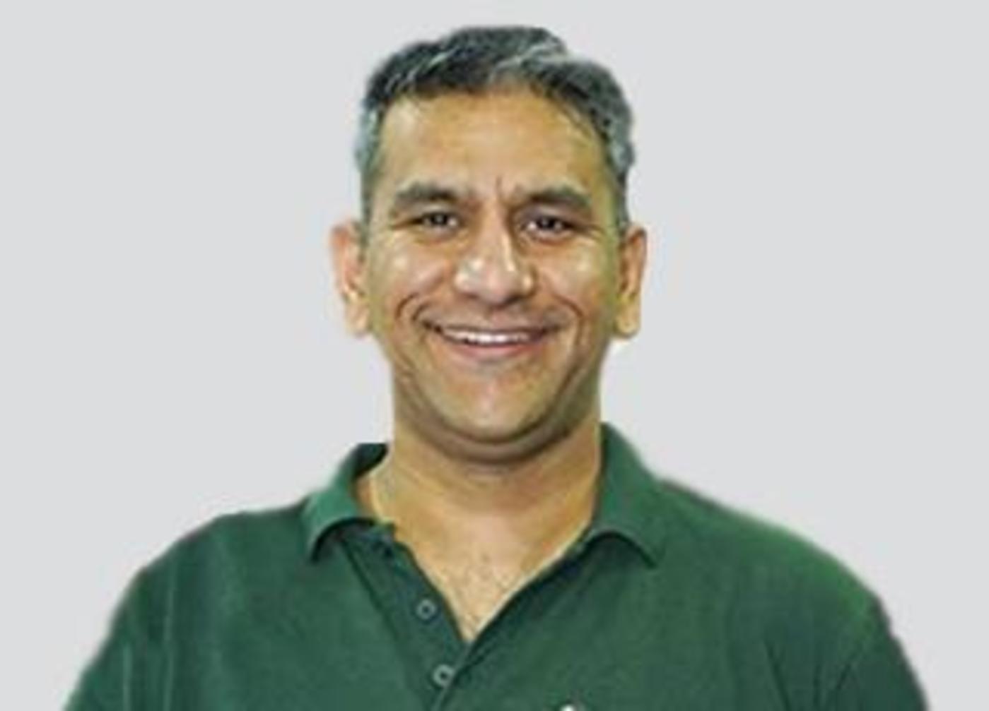 Jumbotail联合创始人及COO Ashish Jhina