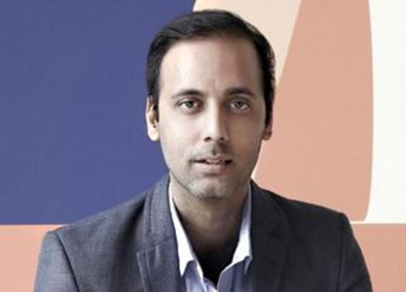 ShopX创始人 Amit Sharma