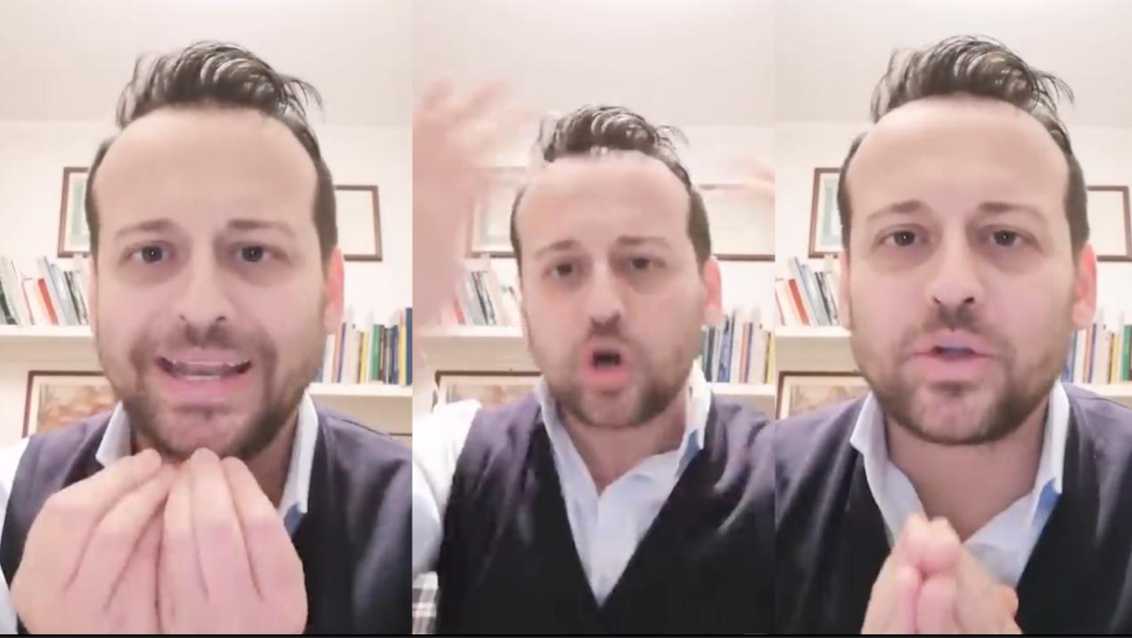 【钛搞了·视频】意大利市长管不住大家往外跑要崩溃了