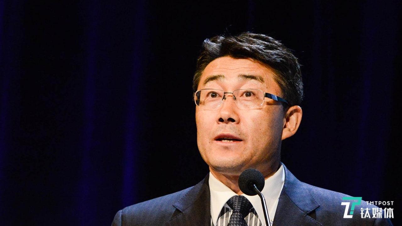 中國疾控中心主任高福院士