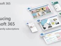 微软宣布Office 365将更名为Microsoft 365,增加多种功能 | 钛快讯