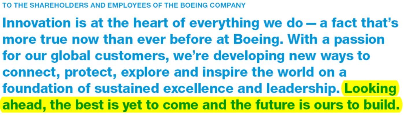 榨干波音這件事:空客和737max沒成功,波音股東做到了