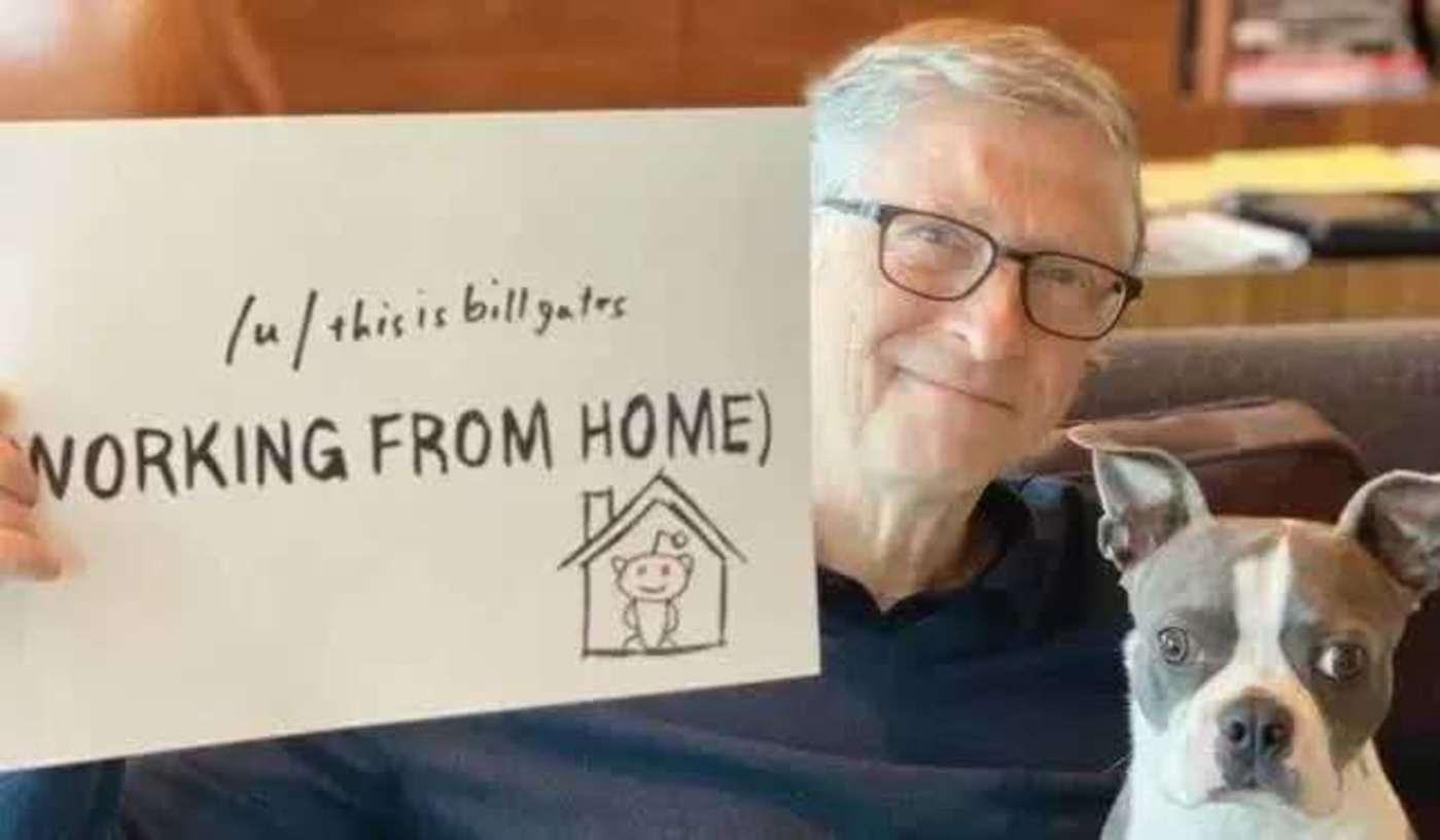 图片来源:盖茨基金会