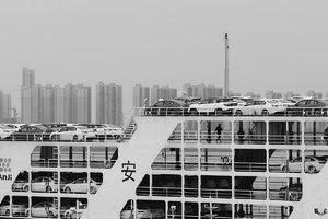 """【图集·武汉复苏】探访武汉经开区:""""车都""""复工中"""
