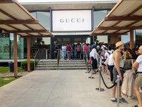 """賣Gucci的人在""""哭泣"""""""