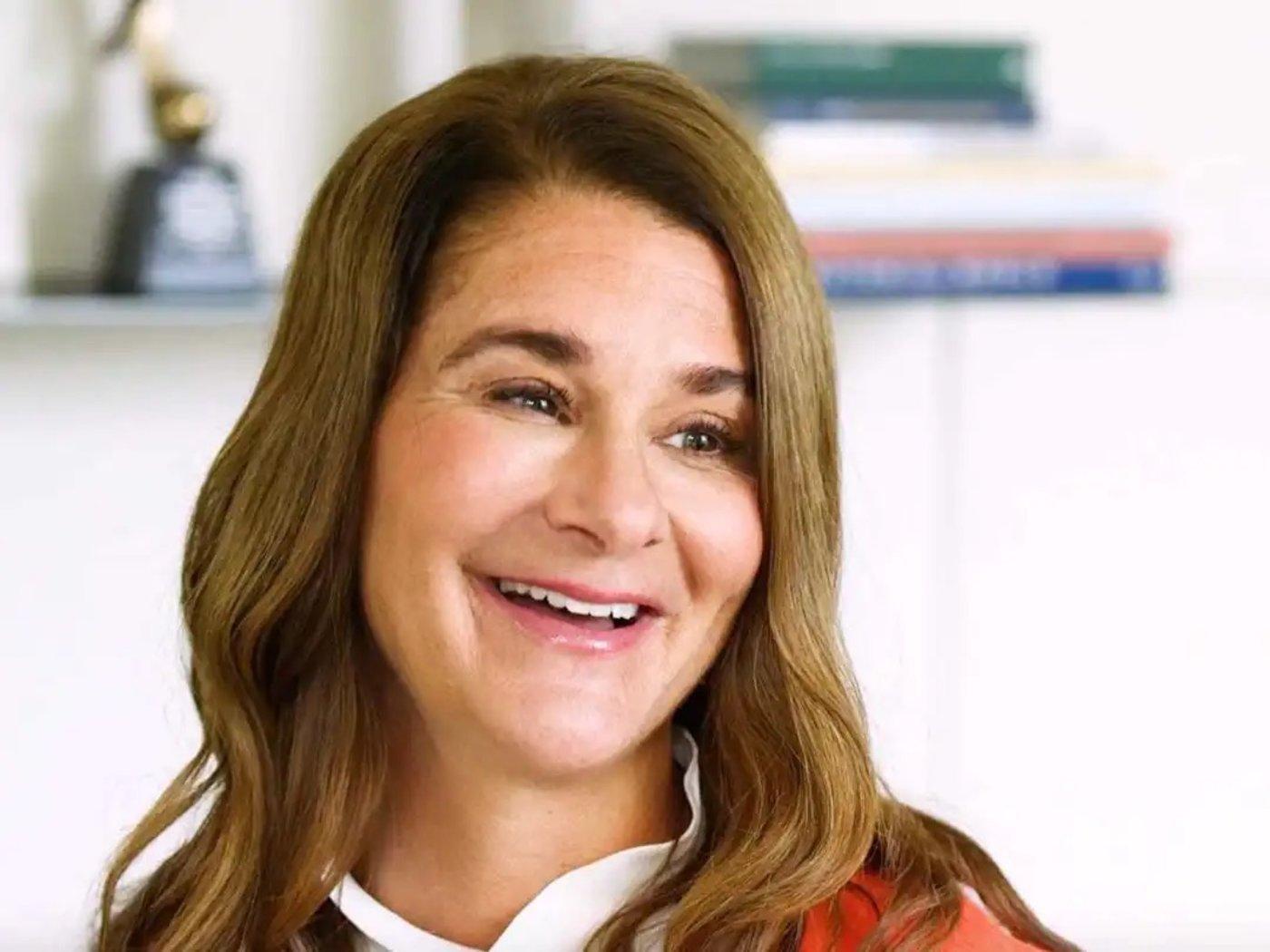 微软公司创始人比尔·盖茨(Melinda Gates)的妻子梅琳达·盖茨(Melinda Gates)