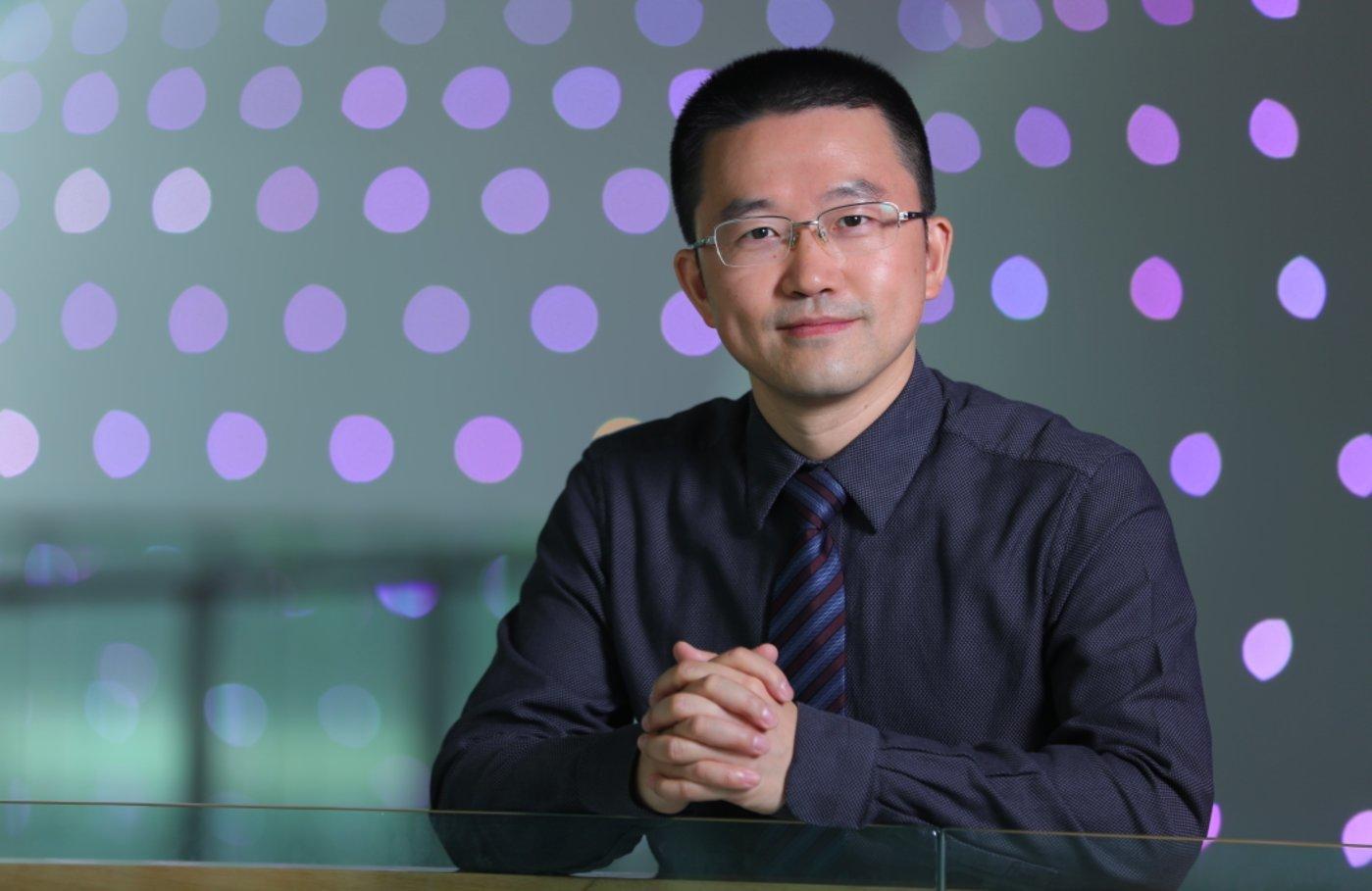 百度副总裁、百度云总经理尹世明