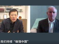 沈南鹏对话苏世民:疫情后中国的增长将领先全球