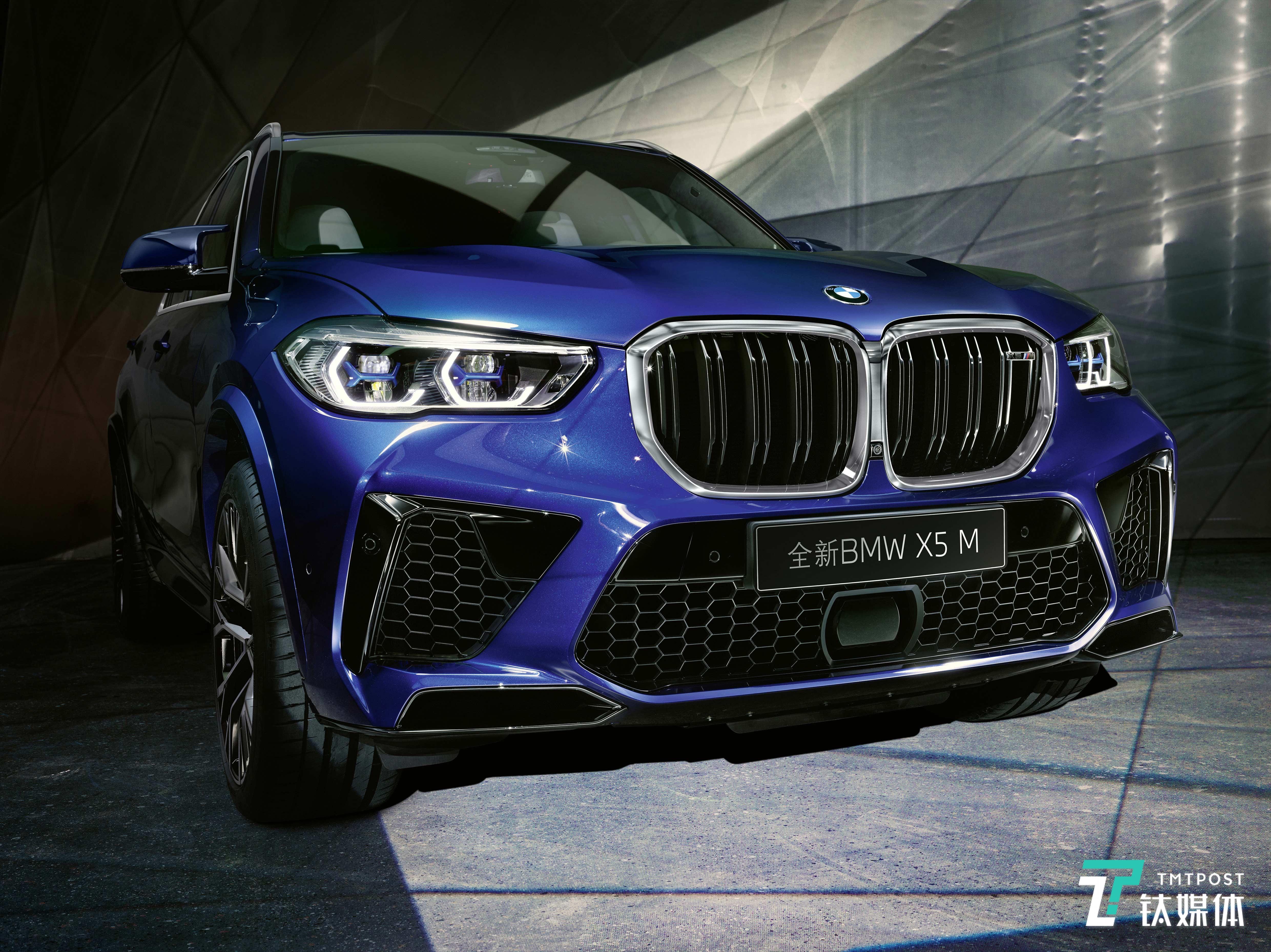 崭新BMW X5M
