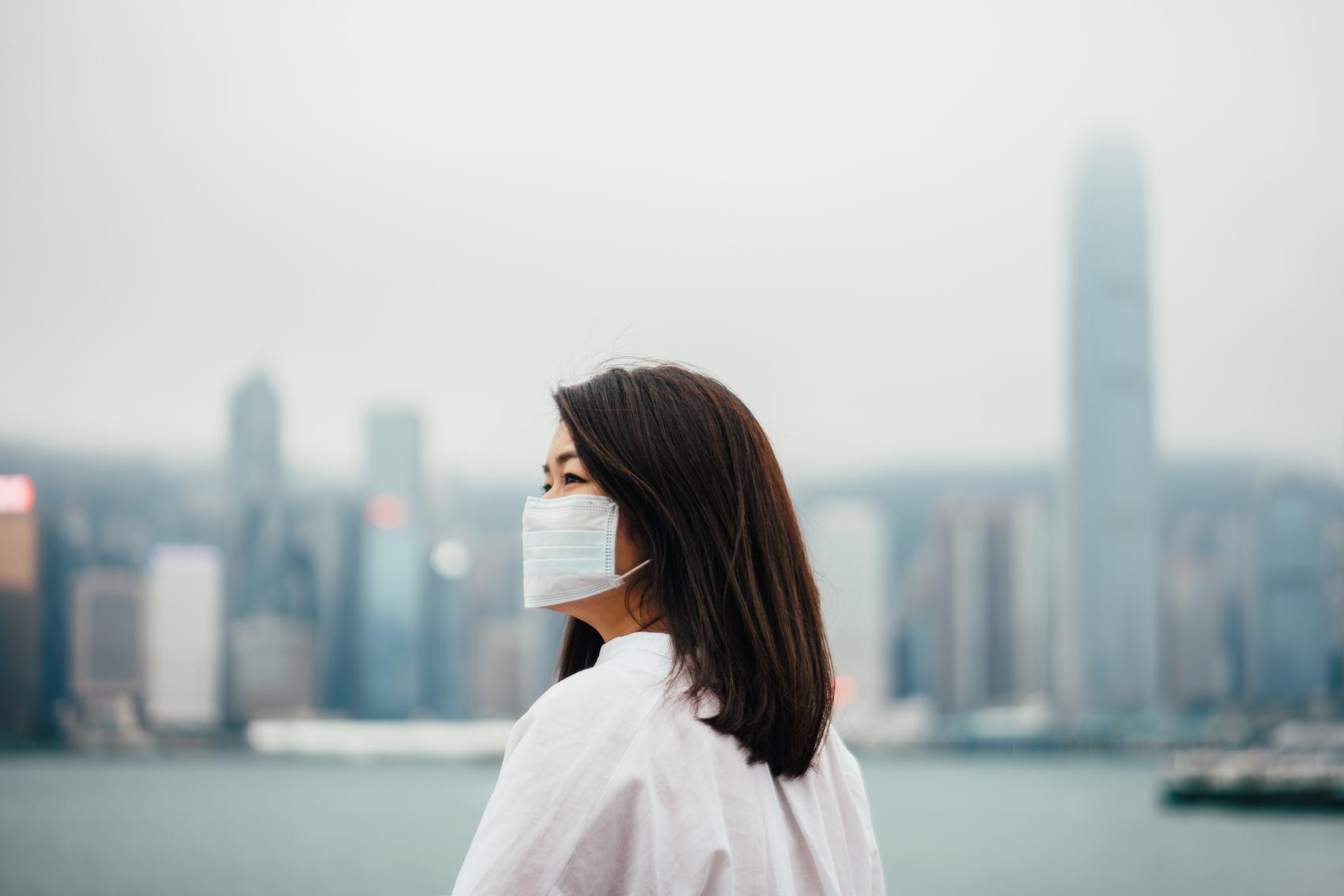 中国肺炎疫情发展趋势和防治全过程