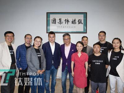"""中国""""英语国际传播第一人""""杨锐加盟钛媒体,志在打造能被世界认可的中国新媒体"""