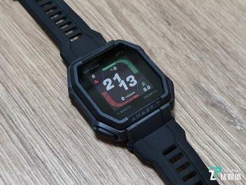 两周续航,内置70种运动模式,华米Amazfit Ares户外运动型智能手表评测