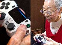 【钛媒体视频】日本90岁游戏奶奶:连续玩39年,每天玩8小时玩成世界纪录