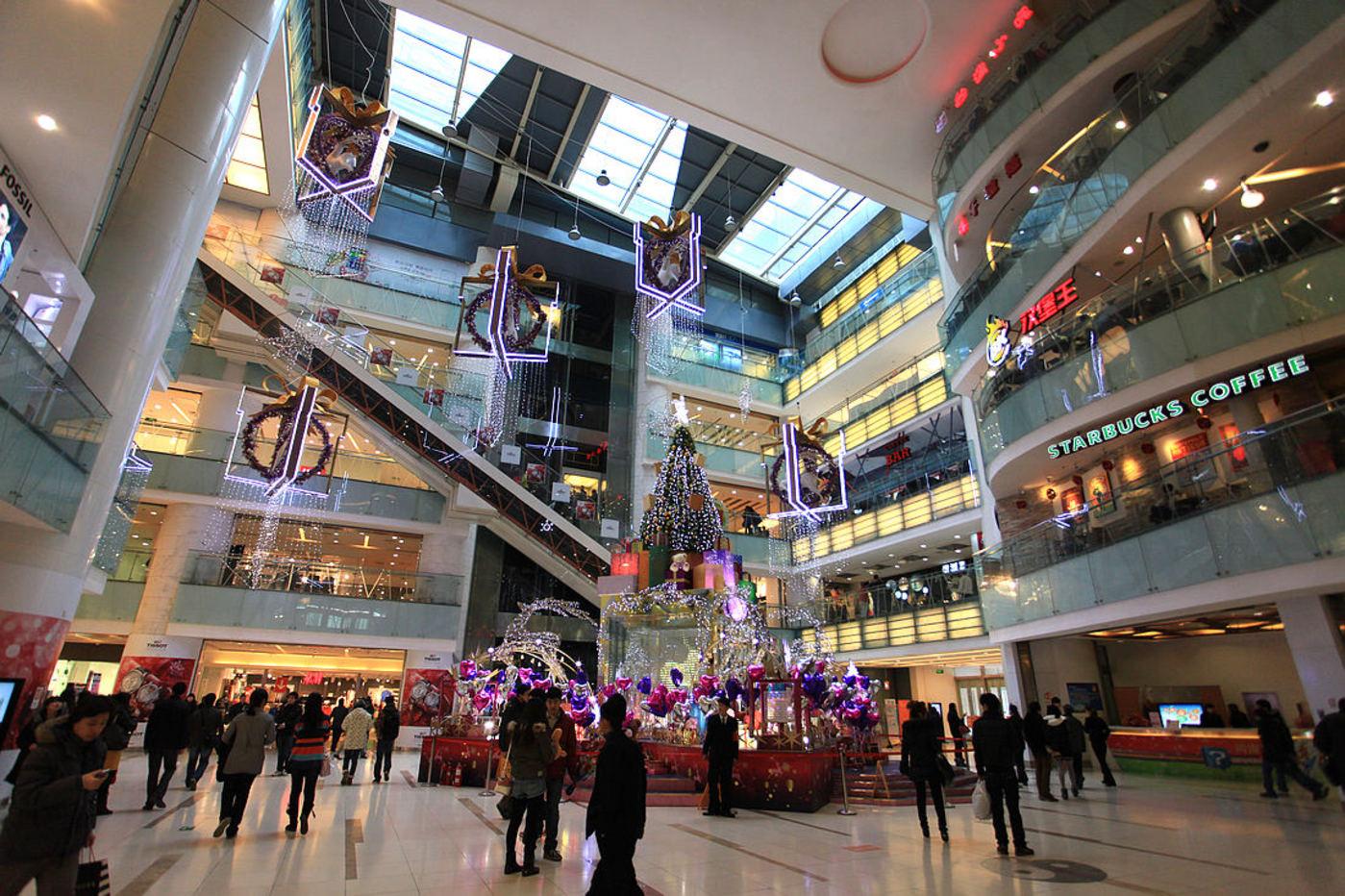 发放190多亿消费券,购物中心开始回暖