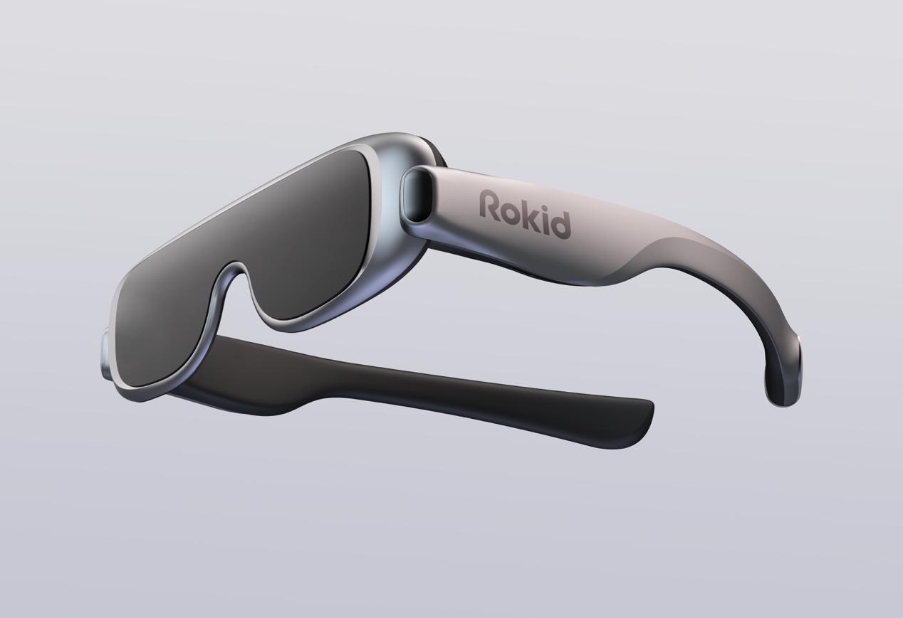 上海海思携手Rokid等终端厂家推出XR芯片平台,首款产品Rokid Vision发布 | 钛快讯