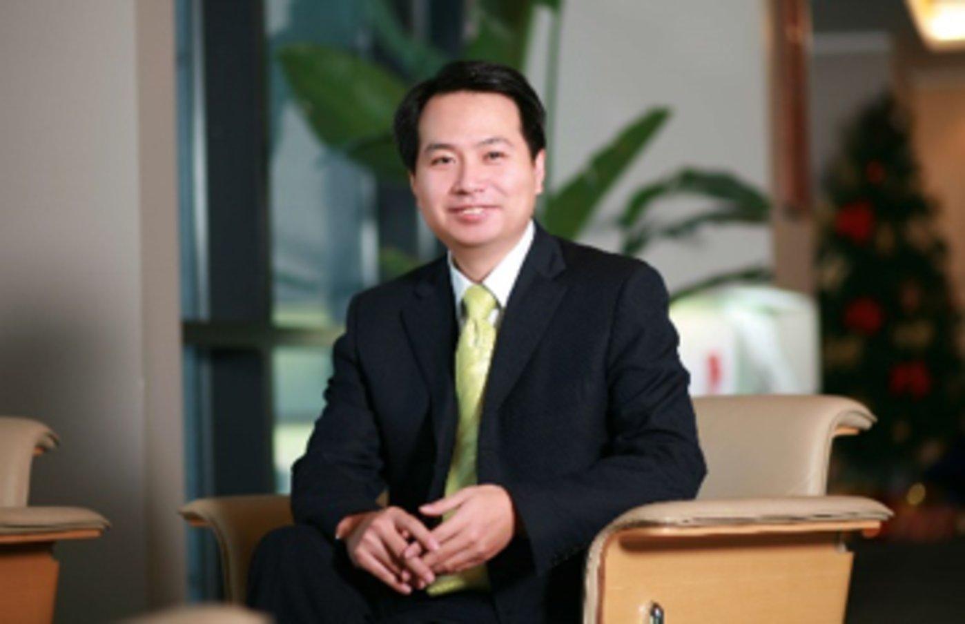 招商蛇口CDO兼招商蛇口数字城市科技公司董事总经理徐晓仪