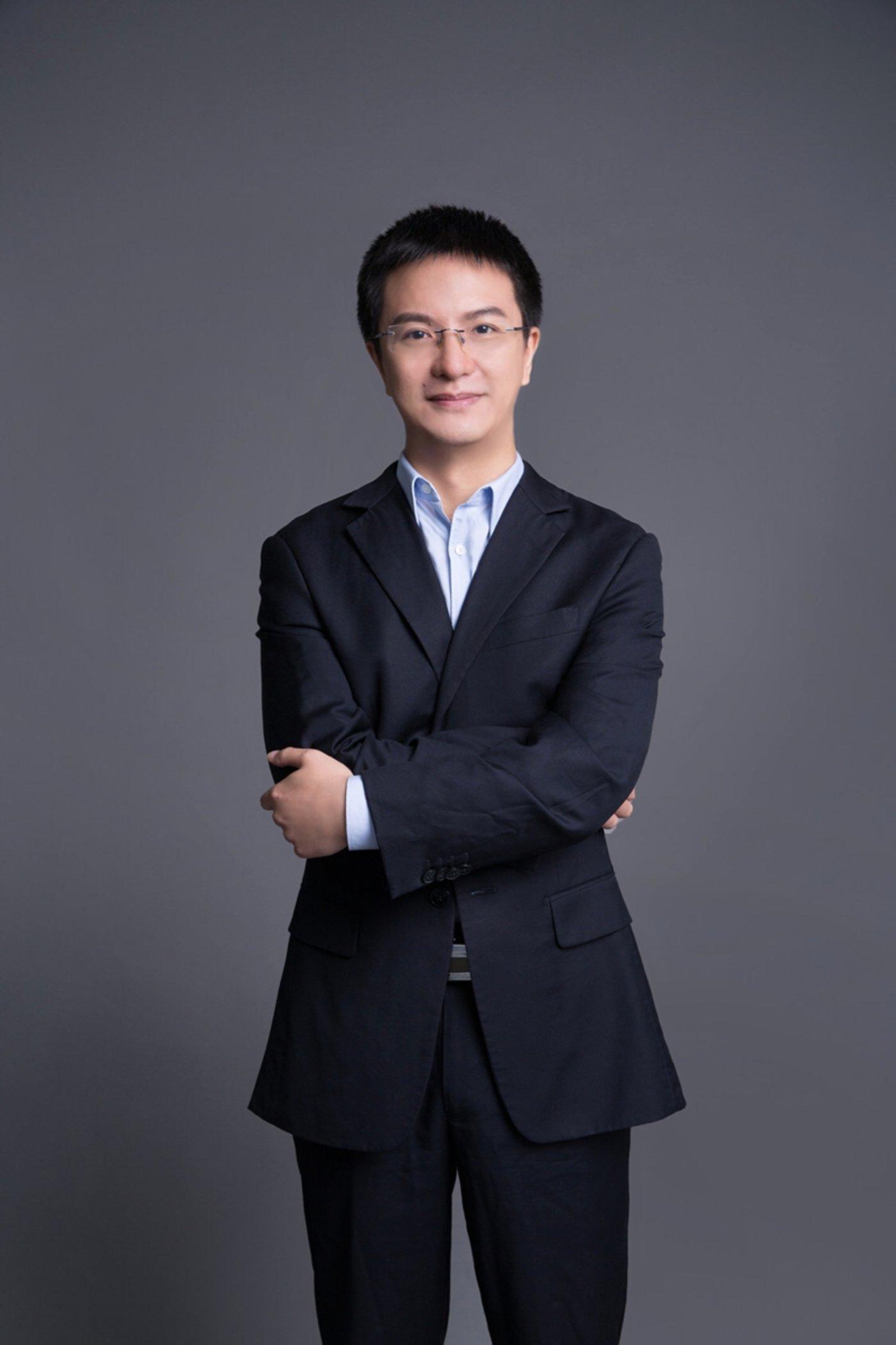 越秀地产流程信息部副总经理陈磊