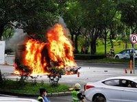 燃烧的电动汽车,谁来拯救?