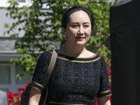 Huawei CFO Loses Bid to End Extradition Procedure